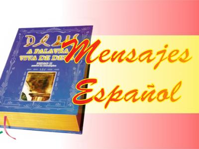 Mensagens espanhol