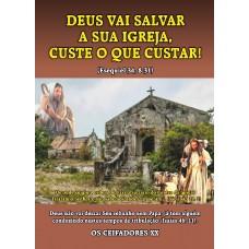 Ceifadores Vol. XX: Deus vai Salvar a Sua Igreja, custe o que custar