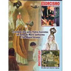 Livro A Verdade dita pelos Padres Exorcistas
