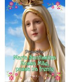 Maria Santíssima Nossa Mãe. passa na frente