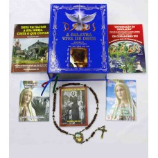Promoção: Livrão, Os ceifadores XVI, Maria Santíssima, Os milagres de São José, Terço....